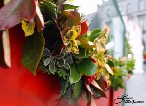 Garland, Kilkenny Christmas Market, County Kilkenny