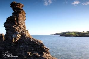 The Irish Coast, Wicklow, County Wicklow