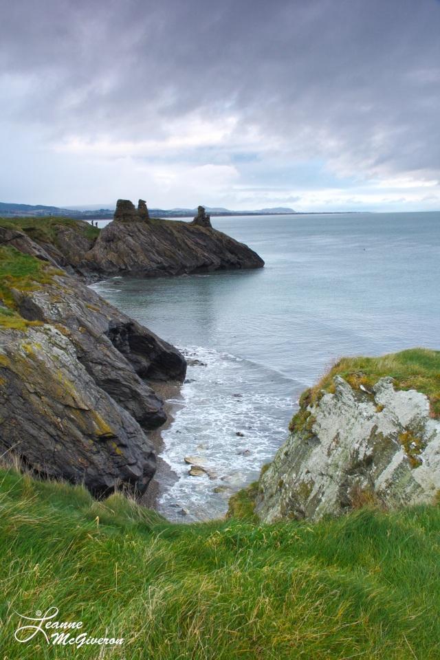 The Jagged Coastline, Wicklow, County Wicklow