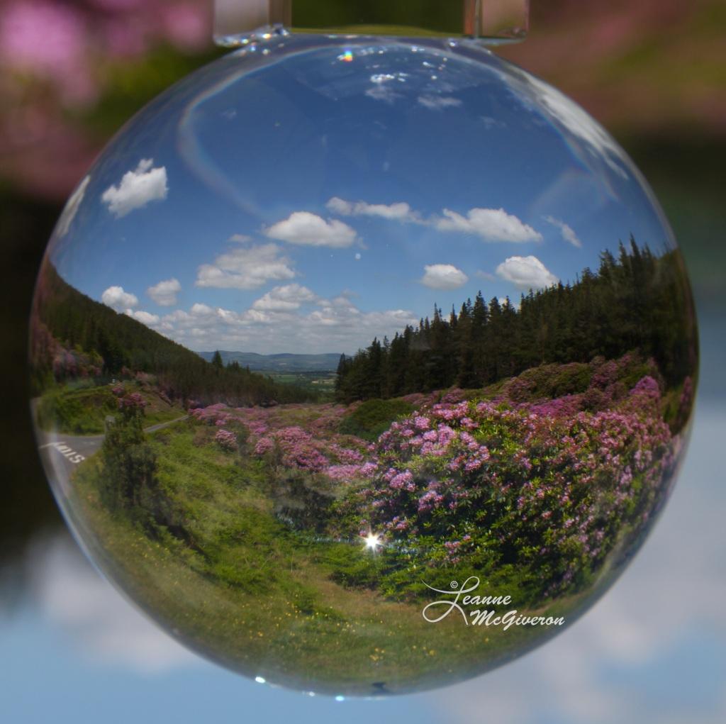 Knockmealdown's Beauty in Glass