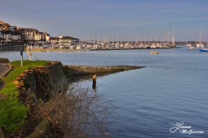 Malahide Harbour, County Dublin
