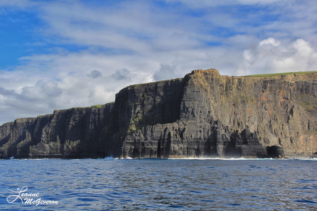 North Side, Cliffs of Moher, County Clare