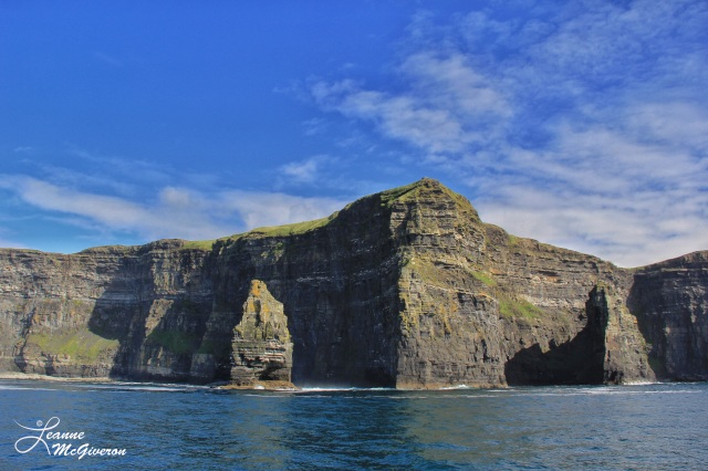 Cliffs of Moher & Sea Stack, County Clare