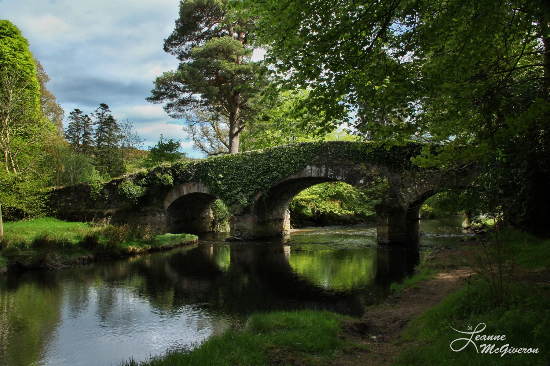 Derrybawn Bridge, Laragh, County Wicklow