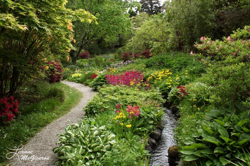 Follow the Path, Mounty Usher Gardens, Ashford, County Wicklow