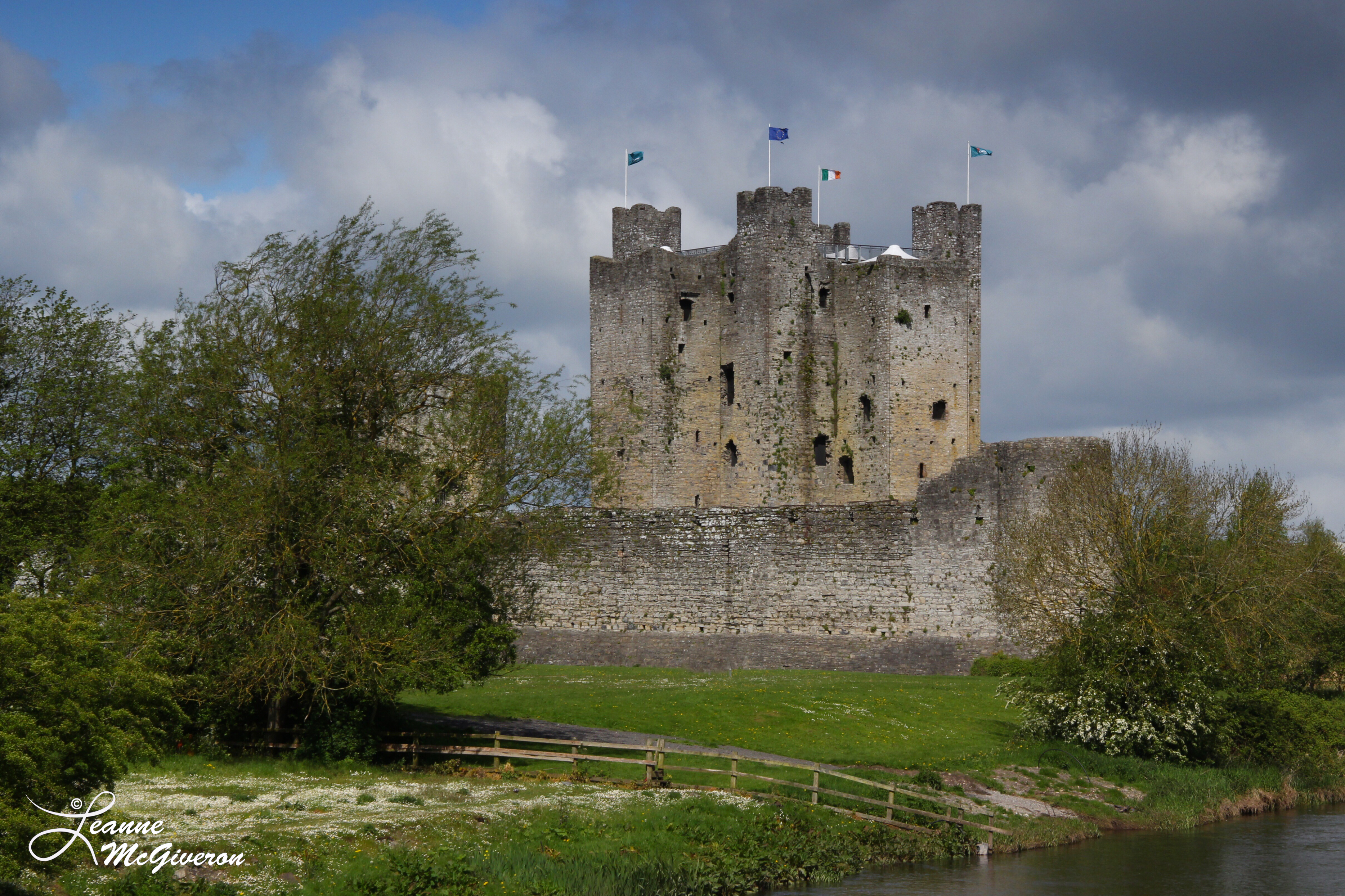 Trim Castle, Trim, County Meath